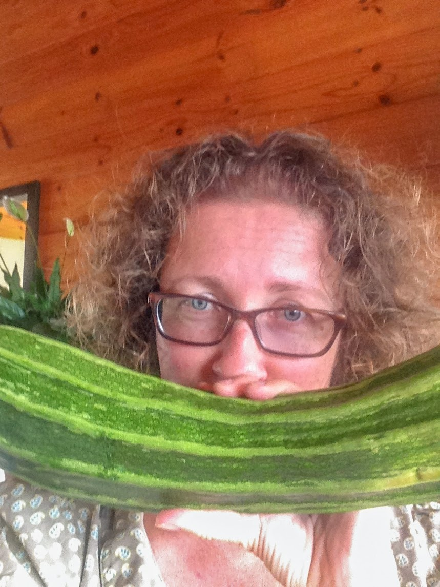 Is it time to leave courgettes on people's doorsteps (and run away before they can say 'no')?
