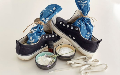 Make your own shoe deodoriser