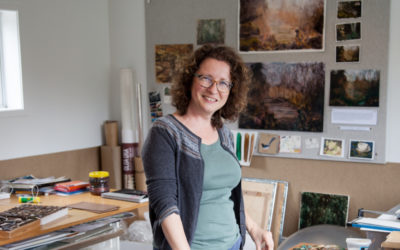 Visit my art studio (virtually!)